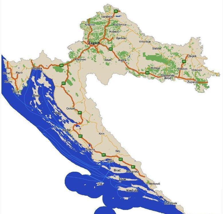 Dojazd Wlasny Winiety Adriatyka Pl